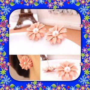 Jewelry - Daisy Flower Earrings